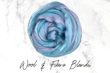 Wool & Fibre Blends